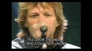Bon Jovi - It`s My Life - Karaoke