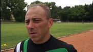 Илиан Илиев: Не търсим нови футболисти