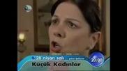 Малки жени Kucuk Kadinlar 52 и 53 реклама