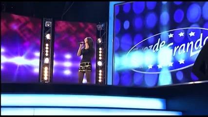 Sandra Capric - Bol do ludila - (Live) - ZG 2013 2014 - 25.01.2014. EM 16.