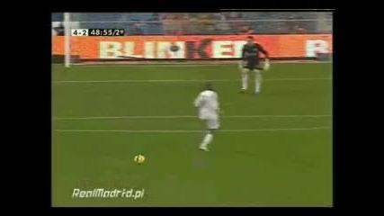Zidane Goal Vs Sevilla