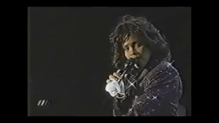Whitney Houston-jesus Loves Me live Chile 1994