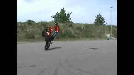 Ktm Stuntrider Wheely Boy