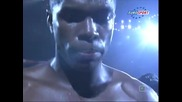 K-1 World Grand Prix 2008 Полу-финал Remy Bonjasky - Gokhan Saki