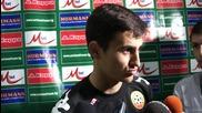 Георги Костадинов: Отиваме в Холандия, побеждаваме и се класираме