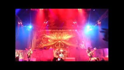 Iron Maiden - The Number of the Beast - Live