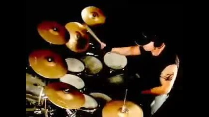 Disturbed - Perfect Insanity - Drums