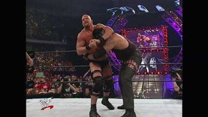 КЛАСИЧЕСКИ КЕЧ: Ледения Стив Остин vs Гробаря (WWE Backlash 2002)