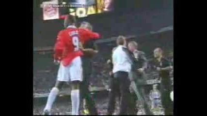 Шампионска лига,финал,1999 година,Ман. Юнайтед - Байерн Мюнхен 2:1