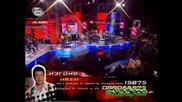 Music Idol 2 - Всички Ранят Иван 09.04.2008