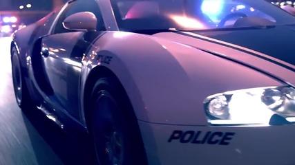 Луксозните полицейски автомобили на Дубай