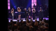 Mariah Carey, Gloria Estefan, Shania Twain, Aretha Franklin e Celine Dion