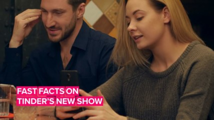 Tinder TV: The 'Swipe Night' details you wanna know