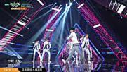 205.0701-3 Knk - Back Again, Music Bank E843 (010716)