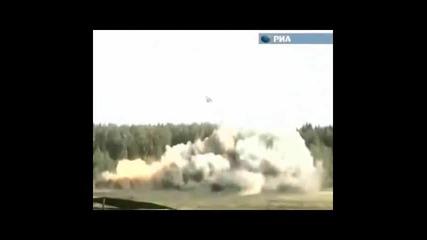 Модерните Руски оръжия : самолети, ракети, подводници, наземни единици и др. Част 1