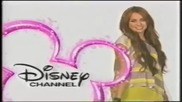 .превод.miley and Hannah Montana Forever New Disney Channel Logo 2010