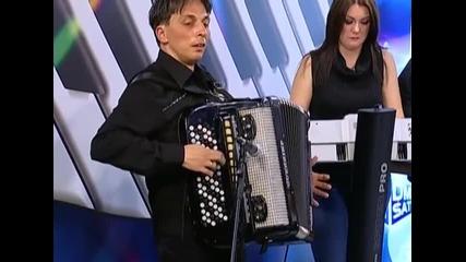 Ferid Avdic - Jedna reka u mom kraju - (LIVE) - Sto da ne - (TvDmSat 2008)