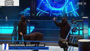 Top 10 Friday Night SmackDown moments: WWE Top 10, Aug. 8, 2020