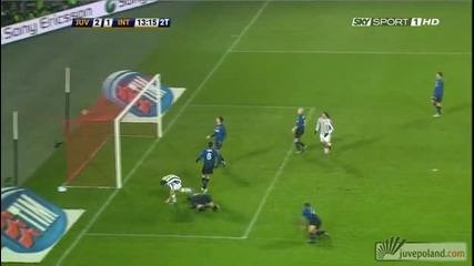 Ювентус 2 - 1 Интер - Маркизио