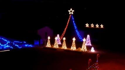 2014 Коледни светлини - Popcorn
