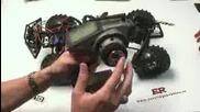 Rc Adventures - Pt6 - Axial Scx10 Honcho Scale Rc Truck Kit Build - Tires & Electronics