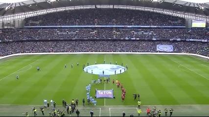 09.12.2012 Манчестър Сити - Манчестър Юнайтед 2:3