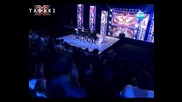 Много чаровно момиче плени журито - X - Factor България 15.09.11