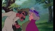 2/4 Лисицата и хрътката: Бг Аудио (1981) The Fox and the Hound * Walt Disney *