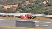 Ducati 1098 Crash