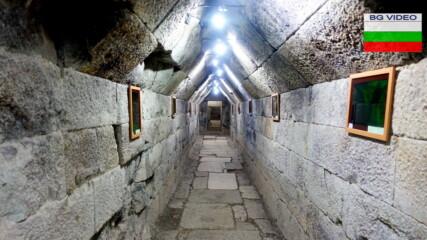 Тракийска куполна гробница край Мезек.mp4