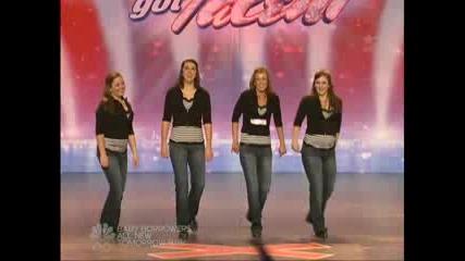 Само Ги Вижте Какво Могат America Got Talent 2008