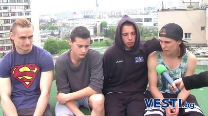 ВИЖТЕ - Eкстремните момчета, които преобърнаха представата за страх 2