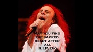 R.i.p. Ronnie James Dio - We Rock