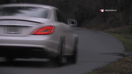 Mercedes Cls 63 Amg 2012 Test Drive Review by Roadflytv with Ross Rapoport