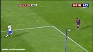 Fc Barcelona - Real Zaragoza 2 - 0 Lionel Messi Great Goals Barcelona vs Zaragoza