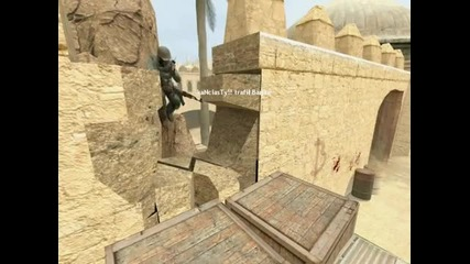 Counter Strike Source fragmovie