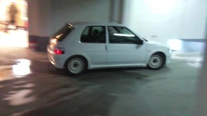 Peugeot 106 rallye - jeebok 1