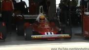 Ferrari F1 Звук - Imola
