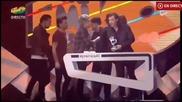 One Direction печелят награда за Best International Video - 40 Principales Awards - Madrid