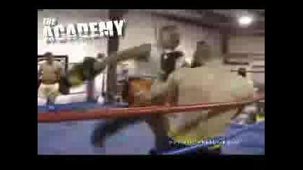 Muay Thai Training 7 - Student Testing
