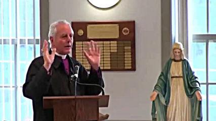 """Епископ Уилямсън:"""" Единственият останал грях е Националсоциализма. Това е новата религия, слушайте!"""""""