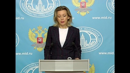 Russia: Ukrainian lawyer 'forced' to resign from Russian militant case - FM's Zakharova