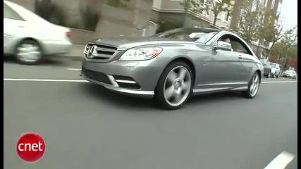 2011 Mercedes Cl550 Review