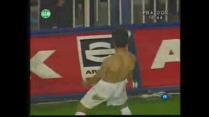 Fener Bahce - Galata Saray 6 - 0 :d