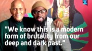 Световни знаменитости срещу полицейското наислие
