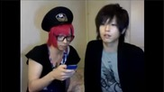 [2013.07.21] Niconama - Gotcharocka - Jun and Toya