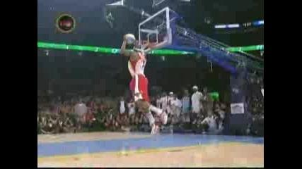 Баскетбол - Забивки - Компилация