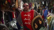 The Legends get their Larping gear: Wwe Legends' House, May 22, 2014