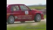 Lancia Delta Integrale 9.930сек. На 400м