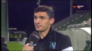 ВИДЕО: Какво каза Клаудиу Кешеру преди мача с Левски